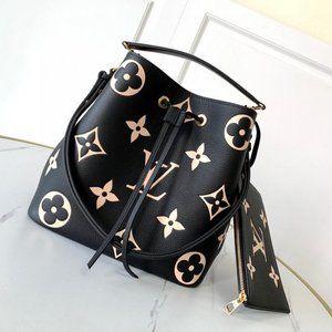 ❤️Ŀọụiṣ Ṿụiṭṭọṇ ❤️Women's Shoulder Bag Crossbody Bucket Handbag